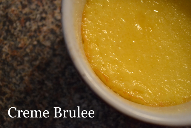 Creme Brulee Recipe Karen Andrews