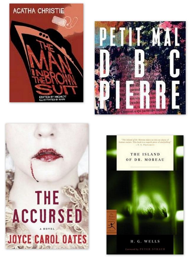 What I'm Reading November 2013